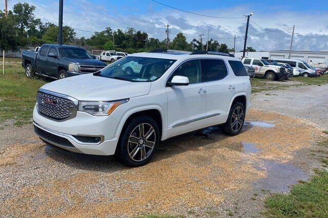 2017 GMC Acadia for sale at FREDY USED CAR SALES in Houston TX