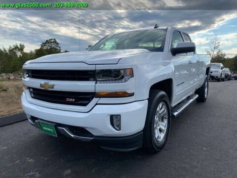 2017 Chevrolet Silverado 1500 for sale at Green Light Auto Sales LLC in Bethany CT
