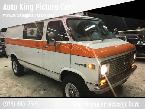 1974 Chevrolet G30 for sale at Auto King Picture Cars - Rental in Westchester County NY