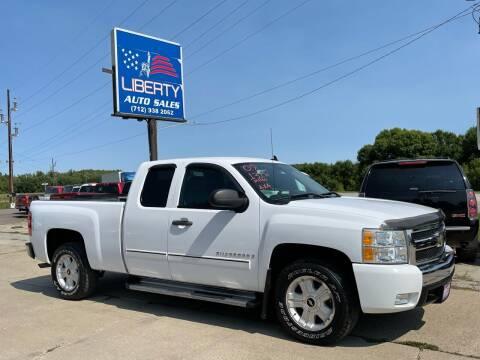 2008 Chevrolet Silverado 1500 for sale at Liberty Auto Sales in Merrill IA