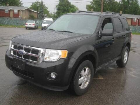 2011 Ford Escape for sale at ELITE AUTOMOTIVE in Euclid OH