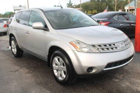 2007 Nissan Murano for sale at Mars auto trade llc in Kissimmee FL