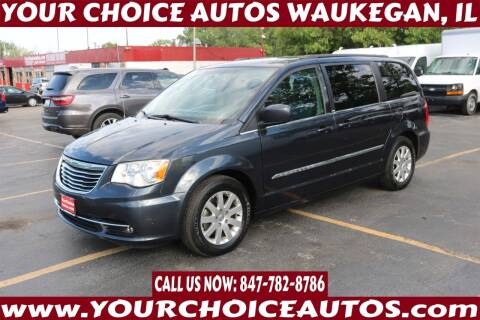 2013 Chrysler Town and Country for sale at Your Choice Autos - Waukegan in Waukegan IL