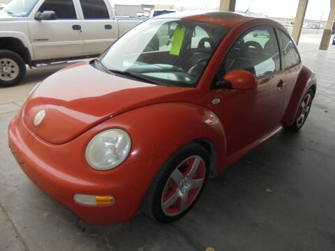 2002 Volkswagen New Beetle for sale at KICK KARS in Scottsbluff NE