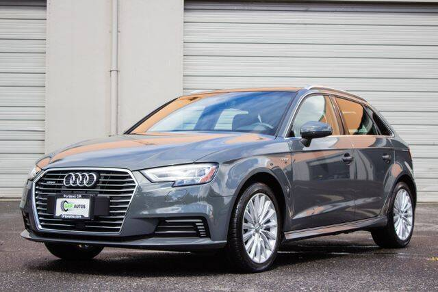 2018 Audi A3 Sportback e-tron for sale in Portland, OR