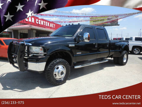 2007 Ford F-350 Super Duty for sale at TEDS CAR CENTER in Athens AL