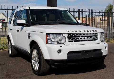 2013 Land Rover LR4 for sale at Avanesyan Motors in Orem UT