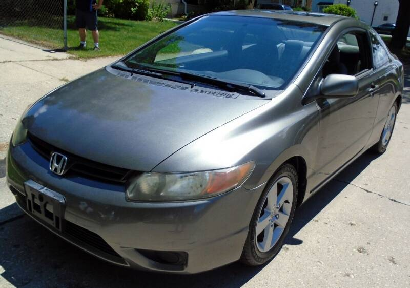 2006 Honda Civic for sale at Waukeshas Best Used Cars in Waukesha WI