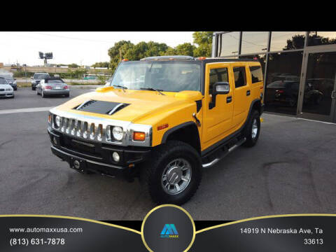 2006 HUMMER H2 for sale at Automaxx in Tampa FL