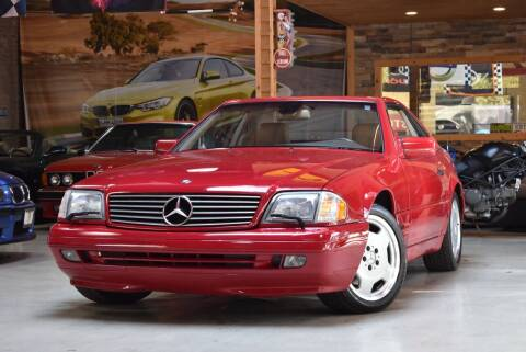 1997 Mercedes-Benz SL-Class for sale at Chicago Cars US in Summit IL