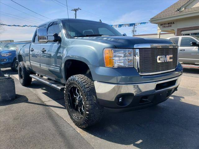 2011 GMC Sierra 2500HD for sale at Messick's Auto Sales in Salisbury MD