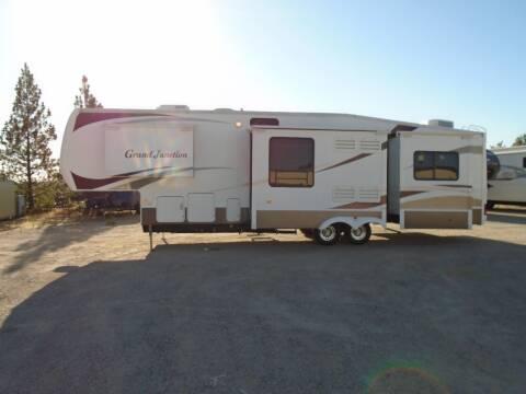 2008 Dutchmen Grand Junction 37QSL for sale at AMS Wholesale Inc. in Placerville CA