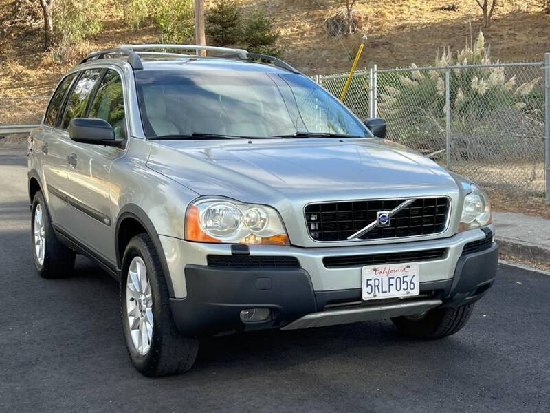 2005 Volvo XC90 for sale at ZaZa Motors in San Leandro CA