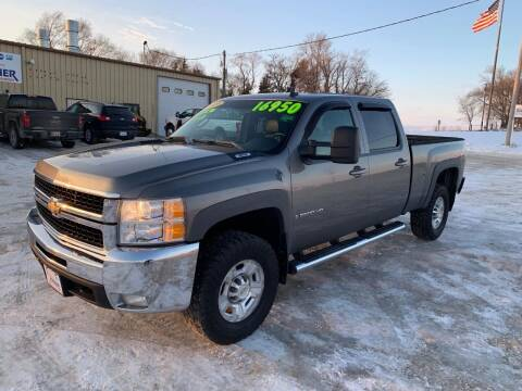 2009 Chevrolet Silverado 2500HD for sale at Schrier Auto Body & Restoration in Cumberland IA