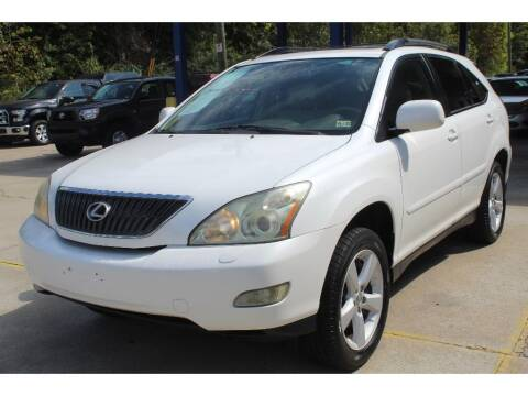 2006 Lexus RX 330 for sale at Inline Auto Sales in Fuquay Varina NC