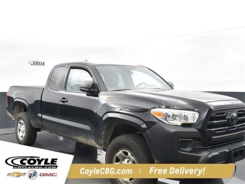 2019 Toyota Tacoma for sale at COYLE GM - COYLE NISSAN - New Inventory in Clarksville IN