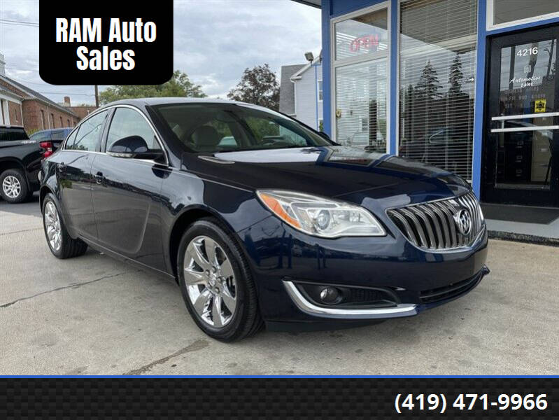 2016 Buick Regal for sale in Toledo, OH