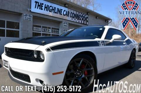 2018 Dodge Challenger for sale at The Highline Car Connection in Waterbury CT
