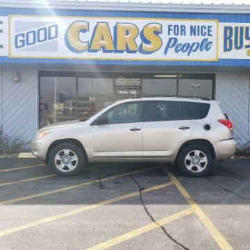 2008 Toyota RAV4 for sale at Good Cars 4 Nice People in Omaha NE