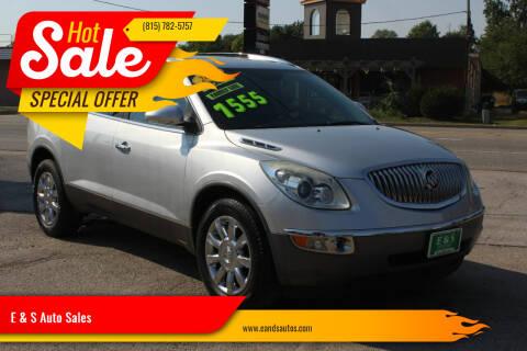 2011 Buick Enclave for sale at E & S Auto Sales in Crest Hill IL