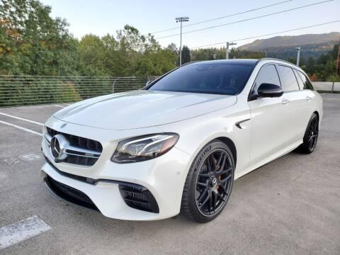 2018 Mercedes-Benz E-Class for sale at Painlessautos.com in Bellevue WA