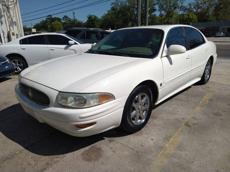 2004 Buick LeSabre for sale at NINO AUTO SALES INC in Jacksonville FL