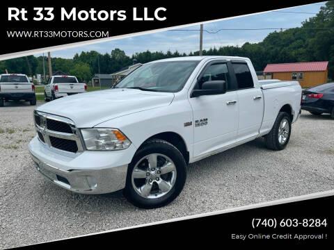2014 RAM Ram Pickup 1500 for sale at Rt 33 Motors LLC in Rockbridge OH