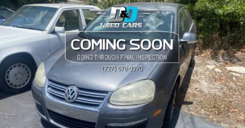 2006 Volkswagen Jetta for sale at D & D Used Cars in New Port Richey FL