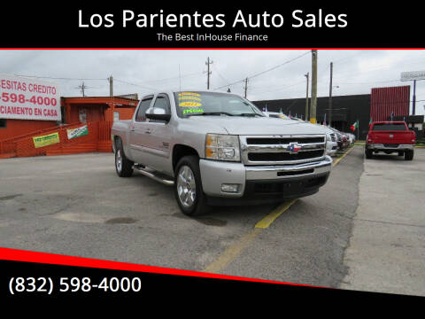 2011 Chevrolet Silverado 1500 for sale at Los Parientes Auto Sales in Houston TX