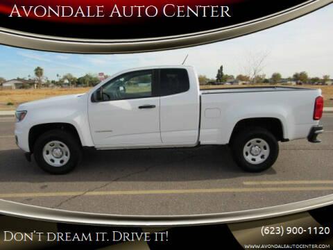 2019 Chevrolet Colorado for sale at Avondale Auto Center in Avondale AZ