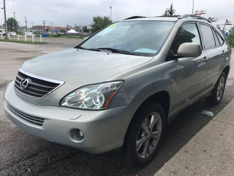 2006 Lexus RX 400h for sale at 5 STAR MOTORS 1 & 2 in Louisville KY