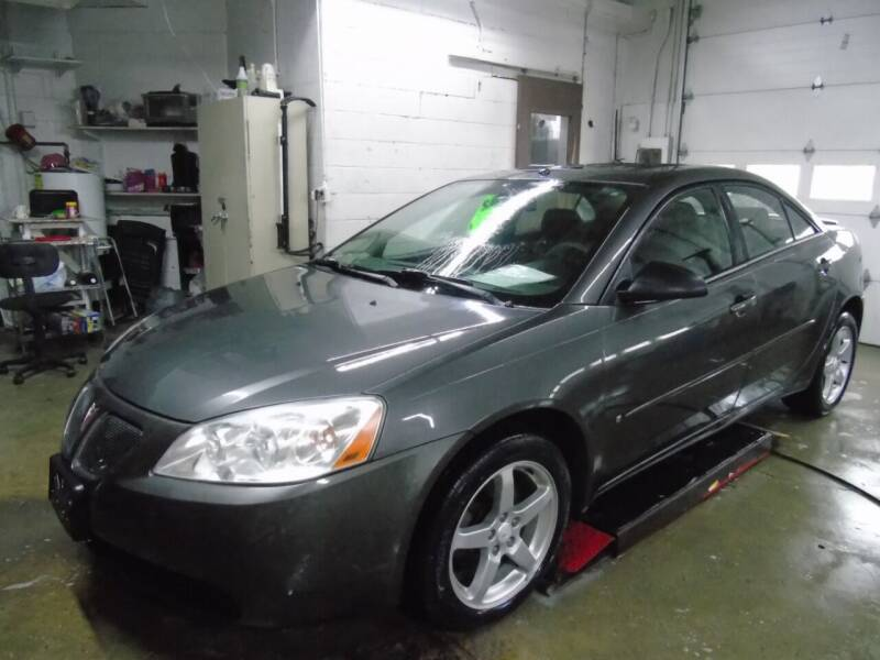 2007 Pontiac G6 for sale at C&C AUTO SALES INC in Charles City IA
