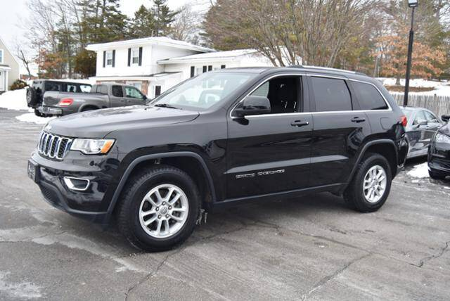 2018 Jeep Grand Cherokee for sale at AUTO ETC. in Hanover MA