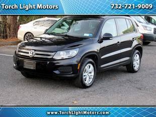 2012 Volkswagen Tiguan for sale at Torch Light Motors in Parlin NJ