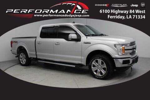 2019 Ford F-150 for sale at Performance Dodge Chrysler Jeep in Ferriday LA