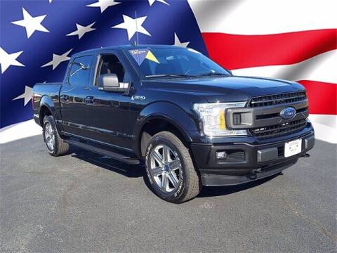 2019 Ford F-150 for sale at Gentilini Motors in Woodbine NJ
