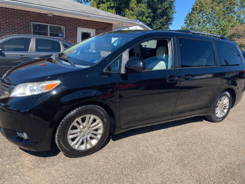 2011 Toyota Sienna for sale at MYERS PRE OWNED AUTOS & POWERSPORTS in Paden City WV