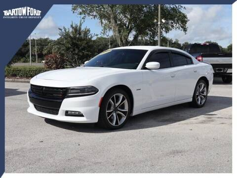 2015 Dodge Charger for sale at BARTOW FORD CO. in Bartow FL
