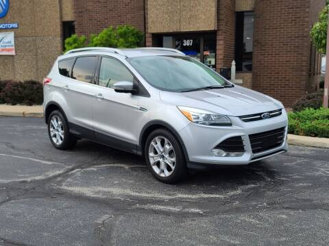 2015 Ford Escape for sale at Mighty Motors in Adrian MI