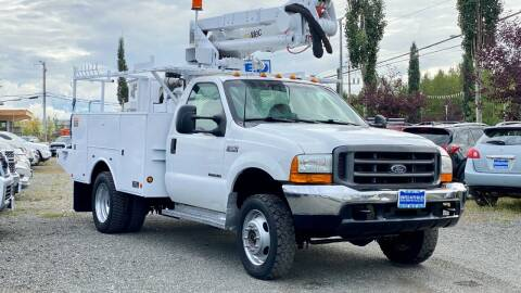 2000 Ford F-550 Super Duty for sale at United Auto Sales in Anchorage AK
