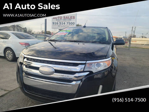 2011 Ford Edge for sale at A1 Auto Sales in Sacramento CA
