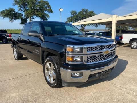 2014 Chevrolet Silverado 1500 for sale at Thornhill Motor Company in Hudson Oaks, TX