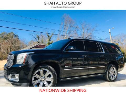 2015 GMC Yukon XL for sale at E-Z Auto Finance - E-Biz Auto in Marietta GA