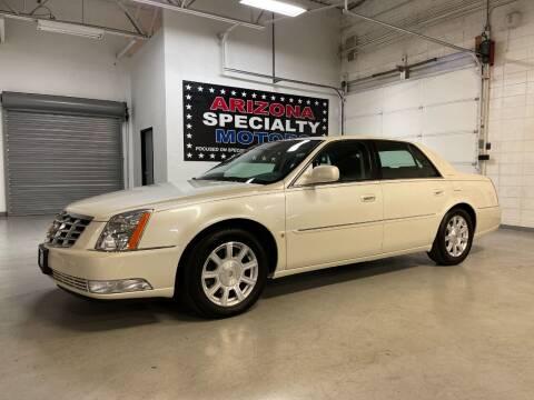 2008 Cadillac DTS for sale at Arizona Specialty Motors in Tempe AZ