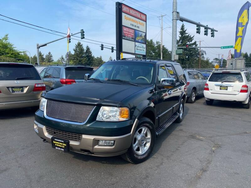 2004 Ford Expedition for sale at Tacoma Autos LLC in Tacoma WA