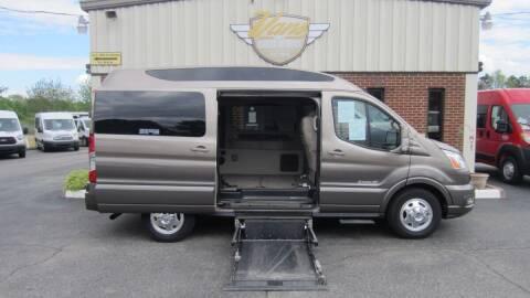 2020 Ford Transit Cargo for sale at Vans Of Great Bridge in Chesapeake VA