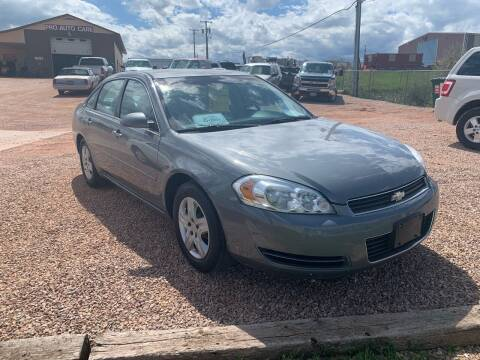 2007 Chevrolet Impala for sale at Pro Auto Care in Rapid City SD