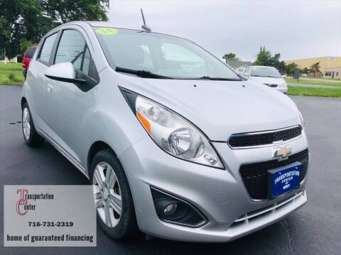 2014 Chevrolet Spark for sale at Transportation Center Of Western New York in Niagara Falls NY