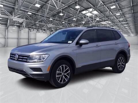 2021 Volkswagen Tiguan for sale at Camelback Volkswagen Subaru in Phoenix AZ