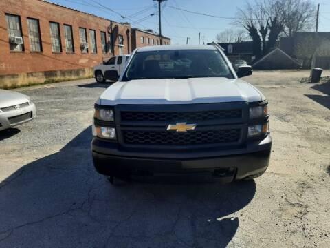 2014 Chevrolet Silverado 1500 for sale at Lincoln County Automotive in Fayetteville TN